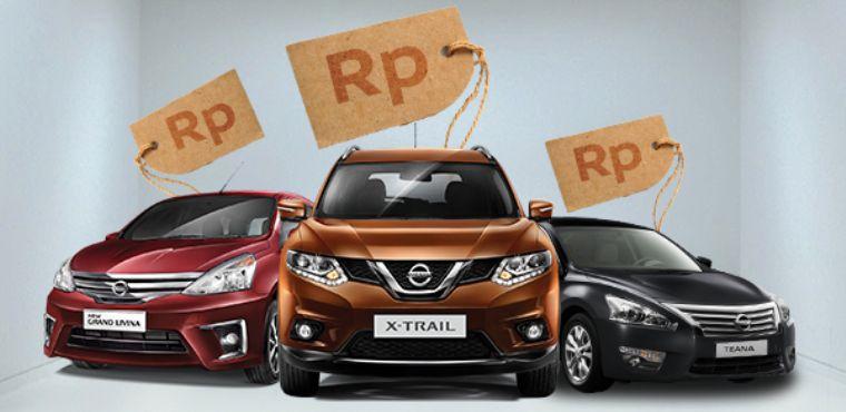 Daftar Harga Mobil Nissan Makassar